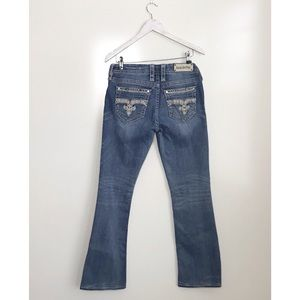 ROCK REVIVAL Haine Easy Boot Jeans! Size 28 Flaw
